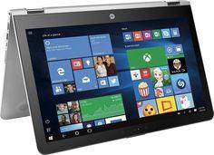 HP ENVY x360 15 m6-aq105dx 15.6  2-in-1 Laptop Core i7-7500U 16GB 1TB Win 10 Pro