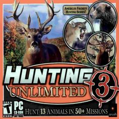 How To Download and Install Hunting Unlimited Full Free for PC  Link: http://allgames4.me/hunting-unlimited-3-2011/  MINIMUM PC REQUIREMENTS Windows 98/ME/2000/XP Pentium III 800MHz Processor 256MB RAM 32MB DirectX compatible Video Card with Hardware T&L DirectX compatible Sound Card DirectX 8.1 Mouse CD-ROM Drive