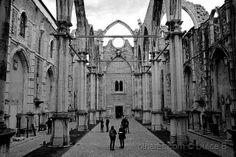Ruinas do Convento do Carmo II