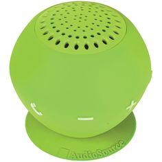 Audiosource Sound Pop 2 Water-resistant Bluetooth Speaker (green)