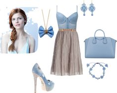 """""""Cute and Innocent"""" by shopahaulica on Polyvore"""