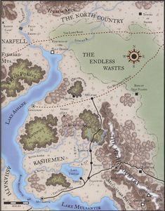 Rashemen Forgotten Realms - Google Search