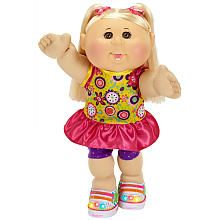 Cabbage Patch Kids - Twinkle Toes - Caucasian Girl with Blonde Hair and Brown Eyes