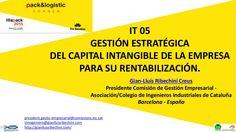 Strategic Management of Intangible Capital by © Gian-Lluis Ribechini via slideshare