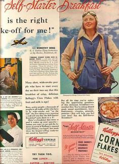 Vintage Food Advertisements of the (Page Vintage Coke, Vintage Air, Vintage Advertisements, Ads, 1940s Photos, Wide Awake, Old Signs, Historical Images, Time Capsule