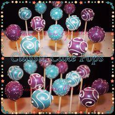 Classic Cake Pops www.chiweescakepops.com