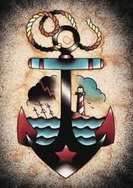 Image result for the amity affliction anchors art