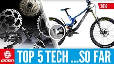 Video: Top 5 Mountain Bike Tech of the Year… So Far!