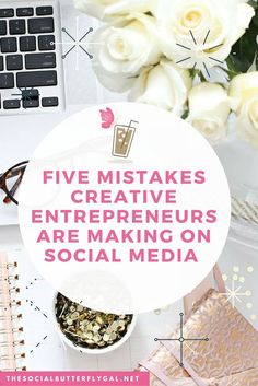 When it comes to your business, Social Media is an important piece of the puzzle.There are a lot of creatives out there who are on social media not understanding what content their audience is craving, so they post and do all the wrong things. Shall we dig deeper? Here are five mistakes creatives are making with on social media. http://www.thesocialbutterflygal.net/2016/09/five-mistakes-creative-entrepreneurs-making-social-media/ #SocialMedia #SmallBiz #Creatives #Blog