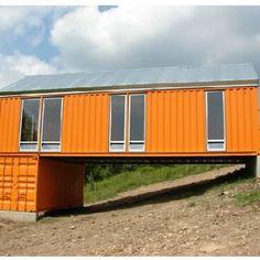 Container Rohbau | Wohn Blogger