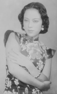 李香兰 Shirley Yamaguchi