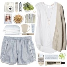 Comfortable home outfit
