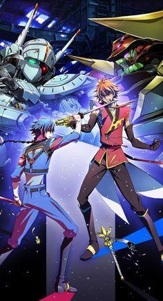 Code Geass; Akito the Exiled, Episode Four, Hyuga Akito with Ashley Ashura