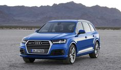 A diesel, Audi SQ7 terá mais de 400 cv +http://brml.co/1aDP19k