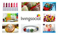 LivingSocial Coupons – Deals at PurMinerals.com, Flowers, Shari's Berries   More!