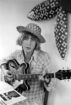 Kevin Ayers in the Seventies in London