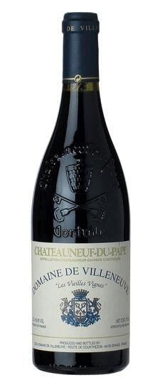 Top #wine selection >>Dom de Villeneuve, Chateauneuf-du-Pape 'Les Vieilles Vignes', S Rhone, France...Follow us on Twitter @TopWinePics