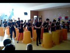 Pice of Orff concert of my Orff group - BeatKaBand - Bum Trash Symphony
