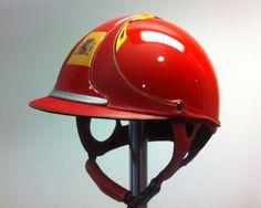Viva Espana! Antares-Sellier helmets.