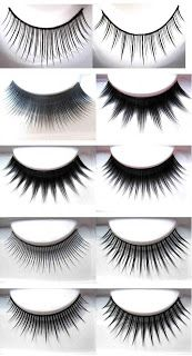 Barbies Beauty Bits: Applying Fake Eyelashes