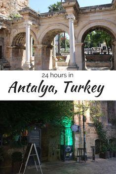 Discover Antalya, Turkey, in 24 hours Turkey Destinations, Holiday Destinations, Turkey Travel Planner, Turkey Vacation, Dubai, Annual Leave, Beautiful Sites, Cappadocia, Wonderful Places