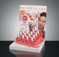 Maybelline Express Counter http://www.ipop.co.il/