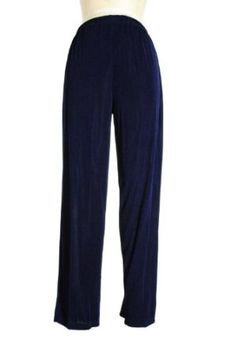 Jostar Stretchy Big Pants in Navy Medium Jostar. $34.99