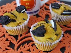 Oreo cookies Rock! オレオパンプキンマフィン @Optivion
