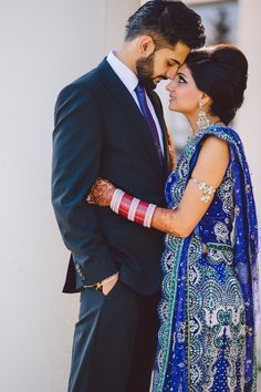 This is such a cute pic punjabi wedding couple, sikh wedding, wedding couple photos