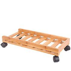 KeLink Premium 100% Natural Bamboo Wood Mobile Removable…