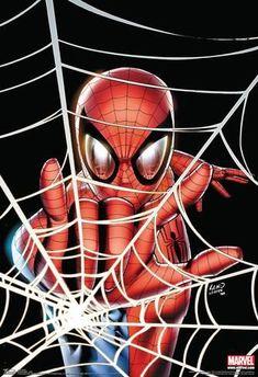 Spider-Man - Web Comics Poster Póster en AllPosters.es