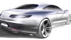 Prova su strada:  Mercedes Classe S Coupé: nuove foto