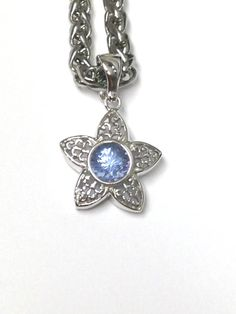 Alexandrite Star Necklace Full Color Shift by NorthCoastCottage, $189.00