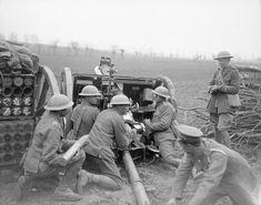 Image result for ww1 western front royal field artillerty