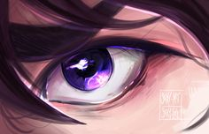 soggy cactus, stixy-art: A Keith eye inspired by @rosutoboi,...