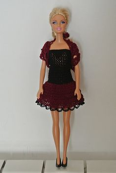 Ravelry: vestitino con scialle pattern by anna maria