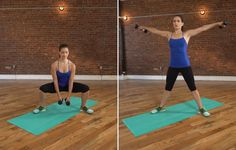 10 Total-Body Combo Moves That'll Blast Fat and Cut Your Gym Time in Half | Women's Health