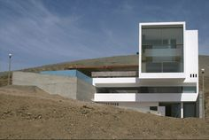 M3 House in Asia, Peru by Barclay and Crousse.