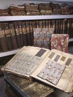 Wiener Werkstatte original fabrics sample book
