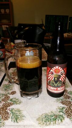 Valiant Chernyy Medved Russian Imperial Stout