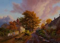 Light After the Rain, Ebrington