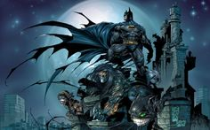 Batman and The Darkness