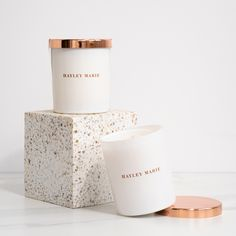 Tranquil Candle Range