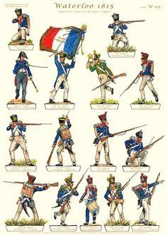 Fanteria della linea francese