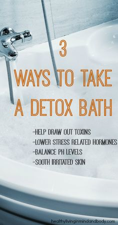 3 Ways to Take a Detox Bath http://bit.ly/Kg6Op8 We all know Every Marketer Wants More Traffic! Whatever Your Niche It Doesn't Matter! http://bit.ly/Kg6Op8
