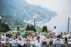 Amalfi Coast Wedding at Hotel Caruso, Ravello Wedding Venues Italy, Italian Wedding Venues, Luxury Wedding Venues, Destination Wedding Locations, Italian Weddings, Weddings In Italy, Wedding Destinations, Exotic Wedding, European Wedding