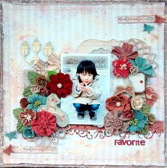 *New prima En Francais* Favorite - Scrapbook.com