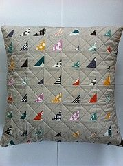 tiny snips - uses those little scraps and bits you just can't bear to throw away and creates a very nice quilt block pattern