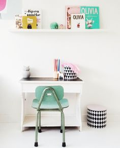 Kids workspaces, &SUSS blog