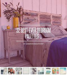 32 #Best-Ever Bedroom Palettes ... - DIY